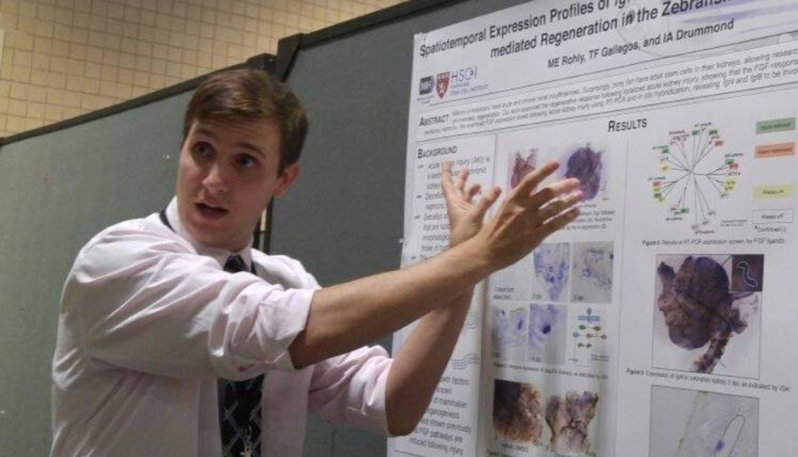 Biology Student Wins Two Awards, Learns Importance of Diversity