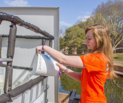 Clemson Engineering Student Tackles Global Water Crisis Through Service