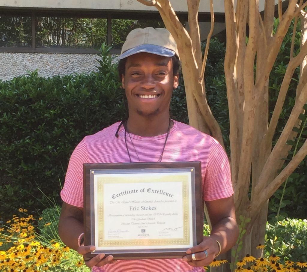 Morehouse College Senior Gives Back